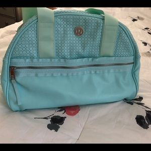 NWOT Teal Lululemon Bag